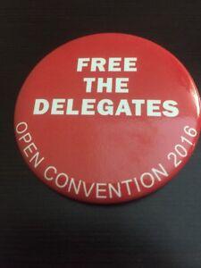 2016-Republican-National-Convention-FREE-THE-DELEGATES-Anti-Donald-Trump-Button