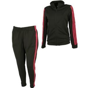 Trainingsanzug-Set-Adidas-Wts-Team-Set-Frau-Gruen-44056-Neu