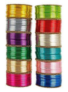 Indian-Bollywood-Bally-Dancing-Full-Box-Set-Bangle-Designer-Plain-Bangles-Box