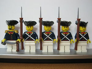 Details about Lego PIRATES NAPOLEONIC WARS SPANISH MUSKETEER Infantry  Soldiers MINIFIGS
