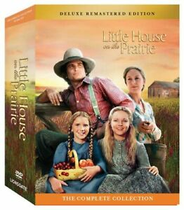 Little-House-on-the-Prairie-The-Complete-Series-Collection-48-Disc-DVD-NEW