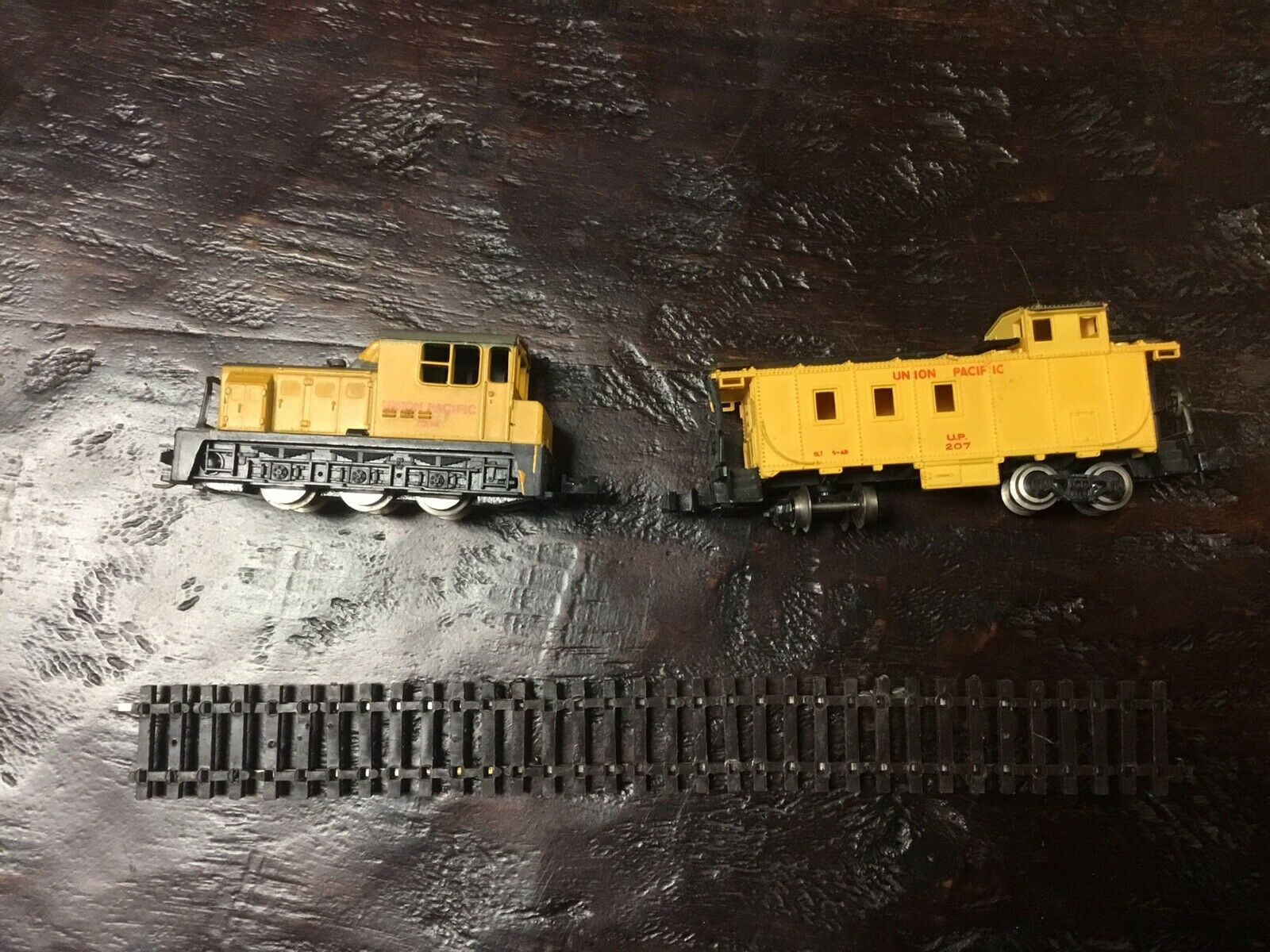 Bachmann  Union Pacific Model Train Lot Of three