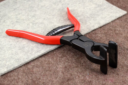 Leather Working Tool Edge Clamp Tool New Vergez Blanchard Pliers