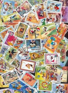 200-verschiedene-Walt-Disney-Micky-Mouse-Donald-Goofy