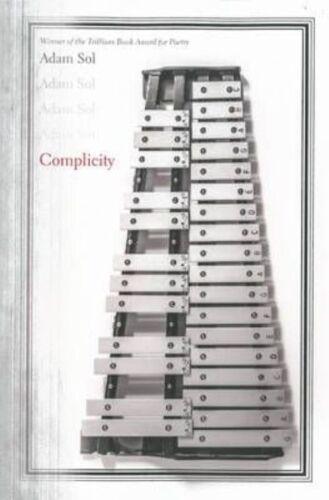 1 of 1 - Complicity:, Sol, Adam, New Book