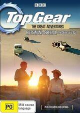 Top Gear: BOTSWANA : NEW DVD