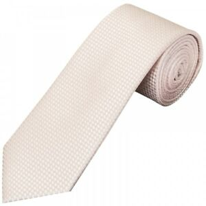 Blush Diamond Neat Classic Men's Tie Regular Tie Normal Tie Neck Tie Wedding Tie