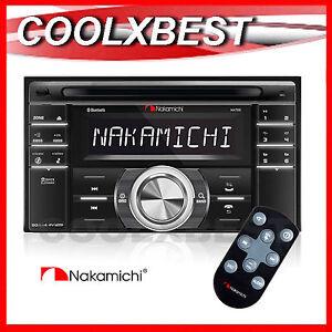 NEW-NAKAMICHI-NA788-CD-USB-BLUETOOTH-CAR-AUDIO-HEAD-UNIT-DOUBLE-DIN-JDM-COUPE