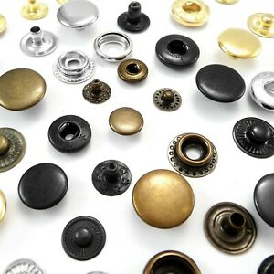10-12-5-15mm-Poppers-Snap-fastener-Press-stud-Sewing-Leather-craft-Clothes-Bags