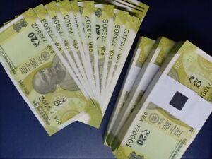 New-Design-India-2019-Gandhi-20-Rupees-Banknote-UNC