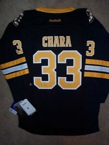 70-REEBOK-Boston-Bruins-ZDENO-CHARA-nhl-Jersey-YOUTH-KIDS-BOYS-L-LG-LARGE