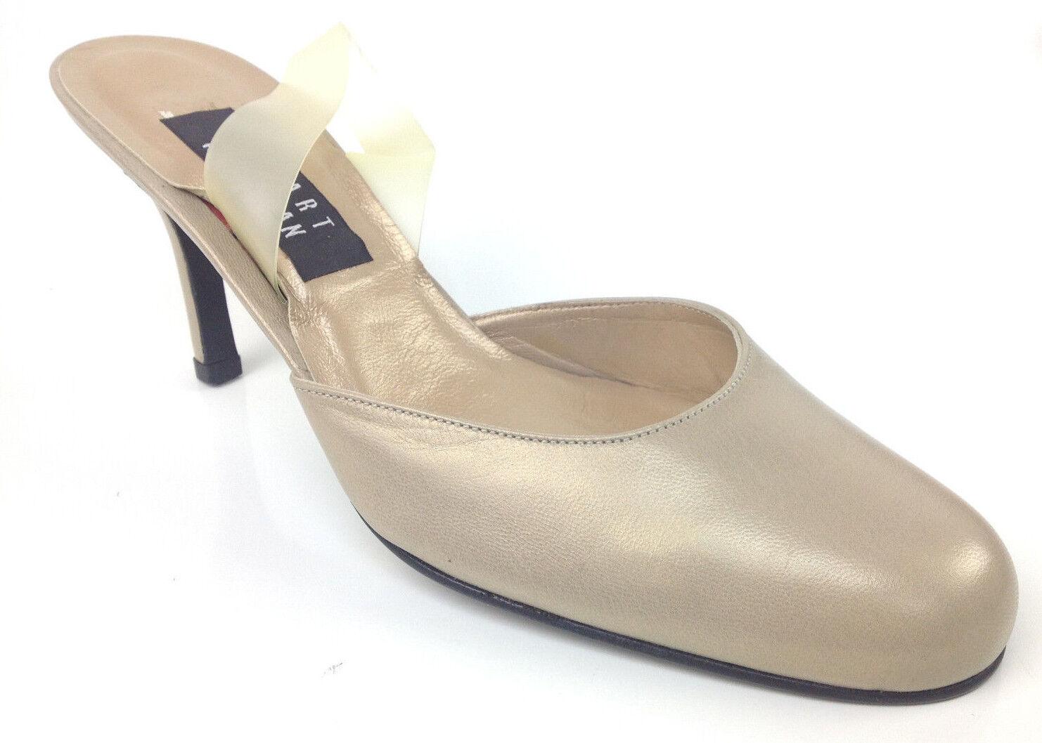Stuart Weitzman  Harmony    Heels Farbe Gold Womans US Größe 8 B 85a311
