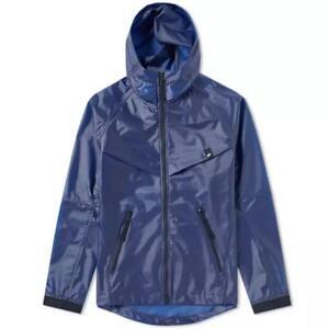 a01a9726b34 Nike Sportswear QS Quick Men's Waterproof Hooded Jacket Midnight ...