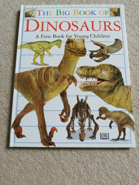 POSTER Dinosaurs Dorling Kindersley EDUCATIONAL