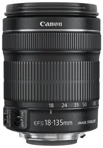 Canon EF-S 18-135mm 3.5-5.6 IS STM, mit Nutzspuren #7782