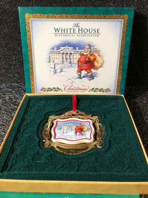 2011 White House Historical Association Christmas Holiday ...