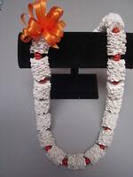Hawaiian Recycled Paper Lei Basketball Graduation Gift