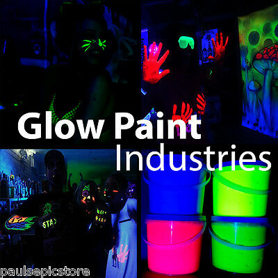 UV Body Paint | 5L Pail | Australian Made | High Quality Wax Based Formulation