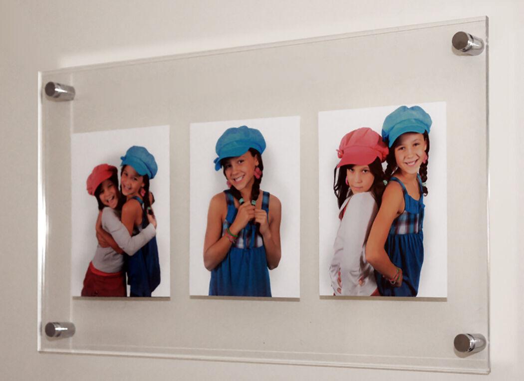 A5 8 x 6  6x8  9 x 6  Photo Cadre Photo Multi Toutes Les Couleurs Cheshire Acrylique