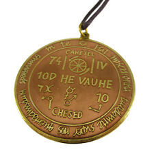 Key Of Solomon Talisman For Success At Work Charm