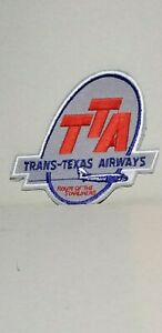 TRANS-TEXAS-AIRWAYS-REPRODUCTION-PATCH