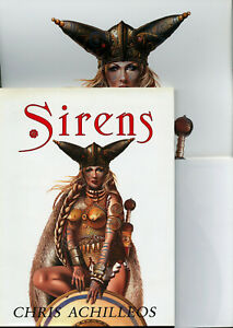 SIRENS-2000-edition-w-poster-Chris-Achilleos-NF-NF-Nudity-Adults-Only