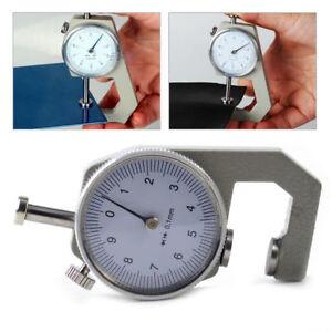 Dickenmesser-Dickenmessgeraet-Messuhr-Measuring-Gauge-Dicke-Messer-0-20mm