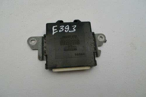 E393 TOYOTA SMART KEY CONTROL MODULE 89990-47023