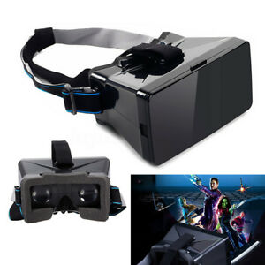 4b0ddec30f6 Universal Virtual Reality 3D VR Headset Glasses for iPhone Android ...