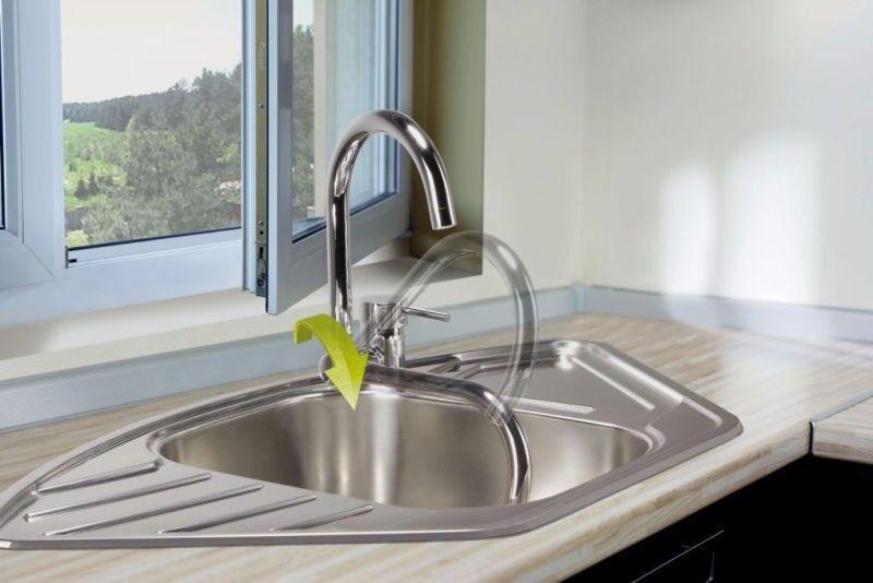 Küchenarmatur SPEZIAL klappbare klappbare klappbare Armatur Fensterunterbau Designerarmatur Spüle | Exquisite Verarbeitung  | Schön und charmant  | Überlegen  | Gewinnen Sie hoch geschätzt  a89ee2