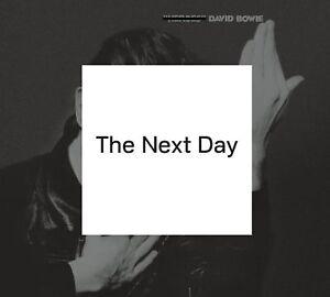 David-Bowie-The-Next-Day-New-amp-Sealed-Digipack-CD-Bonus-Tracks