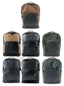 Coach-Mens-F38755-F37599-F50719-Large-Graham-Leather-Backpack-Bag