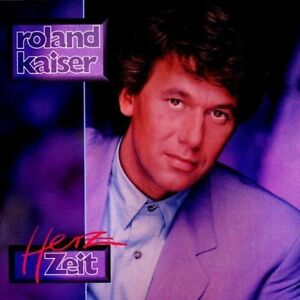 Roland-Kaiser-Herzzeit-1990-CD
