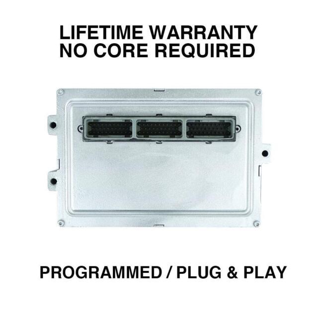Engine Computer Programmed Plug&play 1999 Jeep Grand Cherokee 4.7l ...