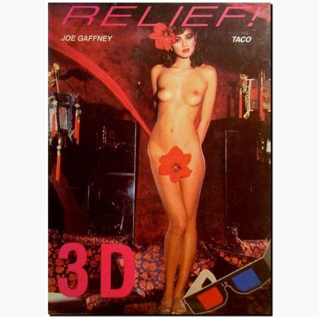 Relief  AKT Fotobildband EROTIK mit 3D-effekt incl. 3-D Brille Gaffney Joe TACO
