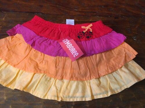 Gymboree skirt skort 0 3 6 9 12 18 24 2T 3 3T 4 4T 5 5T Jungle Gem Candy Apple