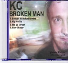 (DX792) KC, Broken Man - CD