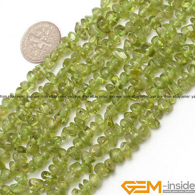 "Wholesale 6-7MM Freeform Chips Jewelry Making Loose Gemstone Beads Strand 15"""