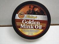 Fiebings - Golden Mink Oil Paste - Leather Preserver - 6 Ounces