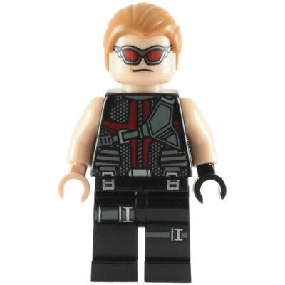 100% Vero New Lego Hawkeye From Set 6868 Avengers (sh034) Vendite Economiche 50%