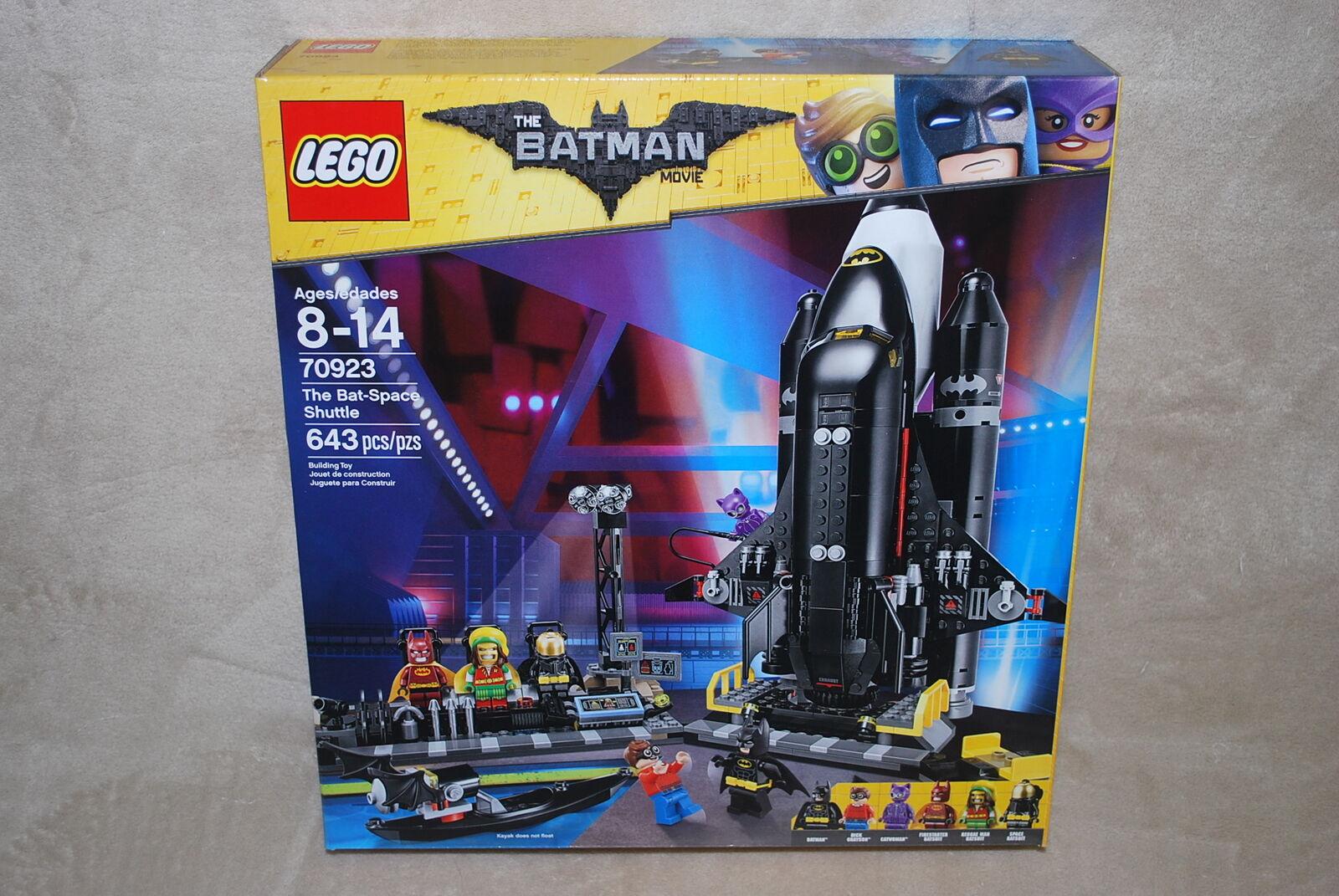 LEGO New 70923LEGO Batman MovieThe Bat-Space Shuttle Factory Sealed Box NISB