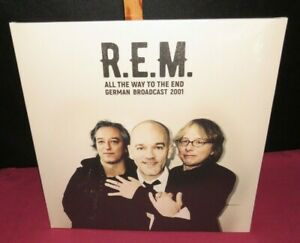 R-E-M-All-The-Way-To-The-End-German-Broadcast-REM-PARA244LP-2LP-NEW-SEALED