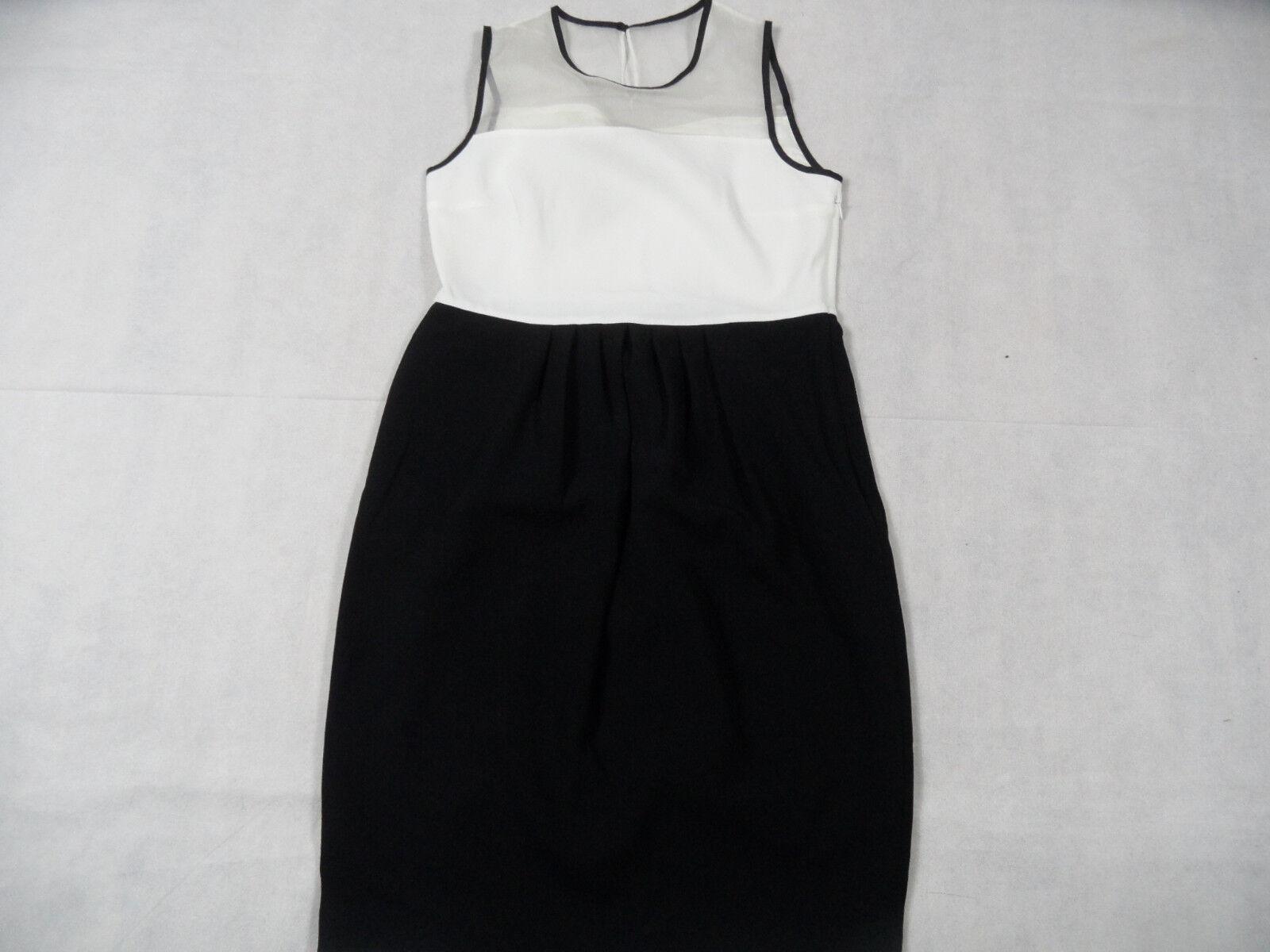 ac7530820ee4 MAX Mara Studio vestito nero crema Tg. 38 Top kw918 miniabito nrlczv1045- Vestiti