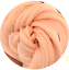 Peach Butter Clay Fluffy Floam Slime UK Seller Free Activator BUY 2 GET 1 FREE