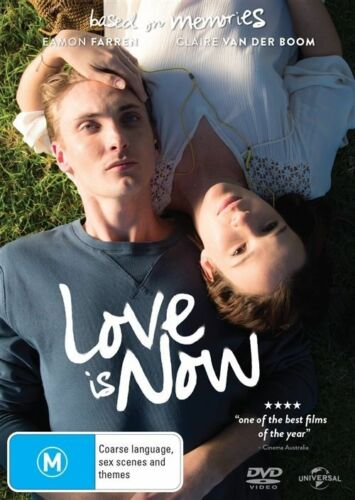 1 of 1 - Love Is Now *DVD * (Region 4 Australia)