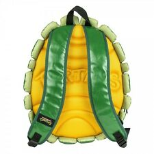 TMNT Licensed Turtle Shell Backpack w/ Masks and Partywagon Pencil Case NEW!!
