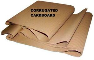 ~~~CORRUGATED CARDBOARD.EXTR<wbr/>A WIDE  BOXES.ANY SIZE.ANY SHAPE FREE SHIPPING TODAY