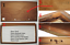 thumbnail 11 - ANTIQUE 19 C MUSEUM QUALITY GILT WOOD DEEP FRAME FOR LANDSCAPE PAINTING 30 X 16