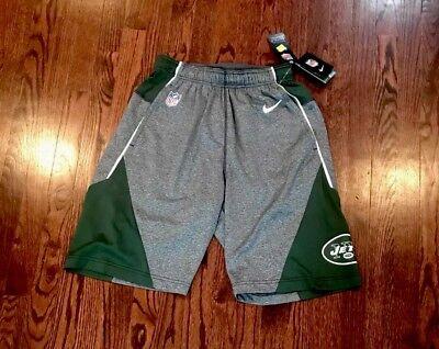 1fc2b114 NWT$55 Men's NFL NY Jets Nike Dri Fit Shorts Size Small (802508) | eBay