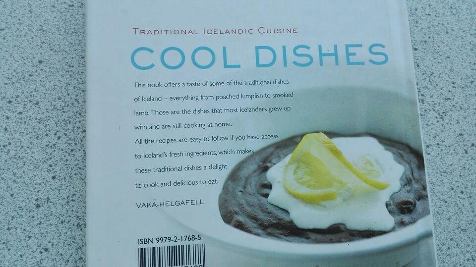 Cool dishes, Nanna Rognvaldardottir, emne: mad og vin